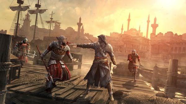 Assassin's Creed Osmanlı İstanbul