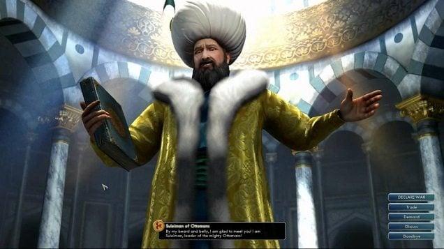 Civilization 5 Kanuni