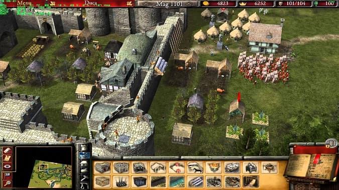 Stronghold 2 oyunu