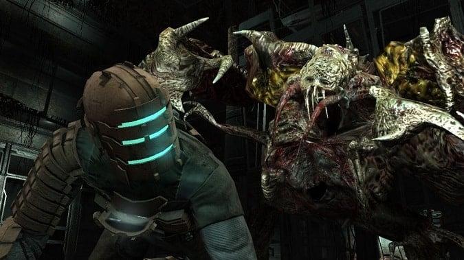 Dead Space korkunç görüntü