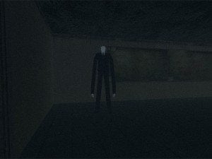 The Slenderman's Shadow: Elementary