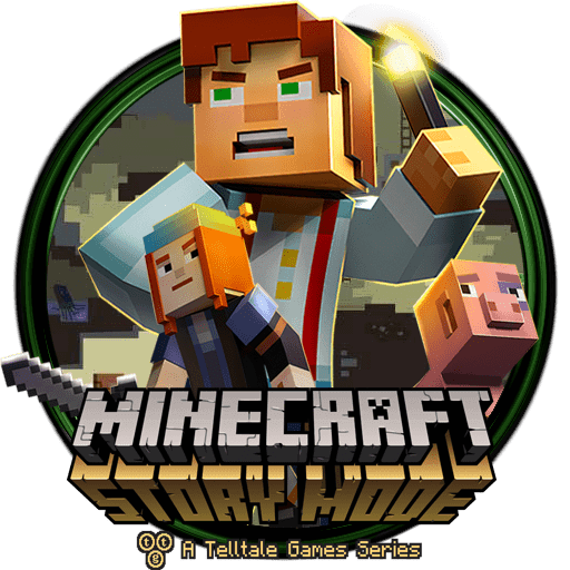 Minecraft Story Mode - A Telltale Games Series ikon