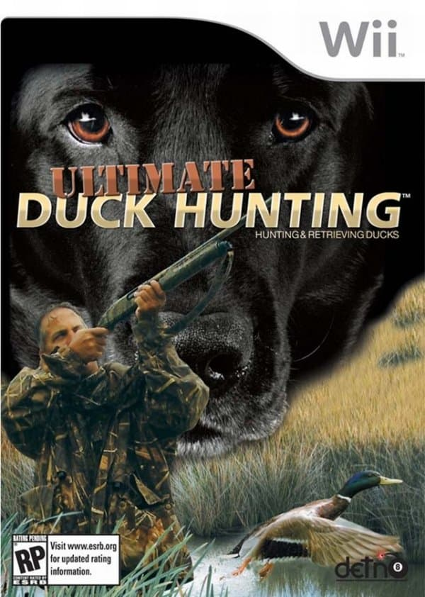 Ultimate Duck Hunting kapak görseli