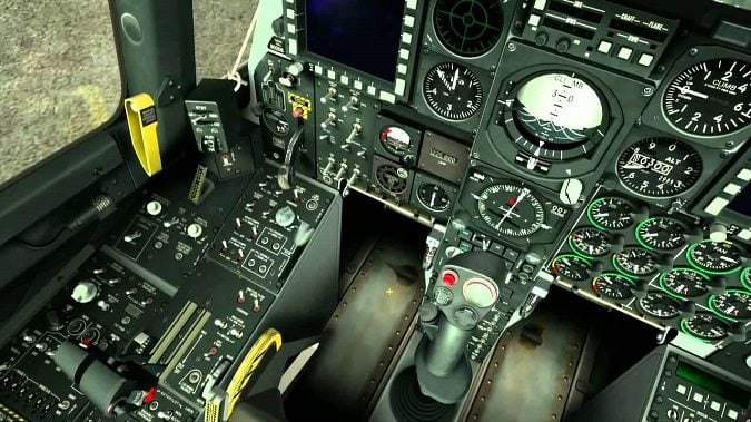 Digital Combat Simulator A-10C Warthog