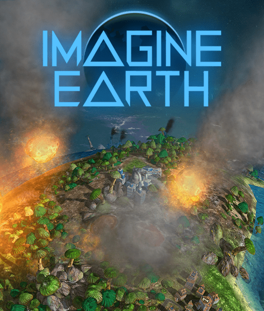 Imagine Earth ikon