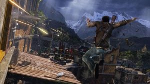 Uncharted 2: Among Thieves PS3