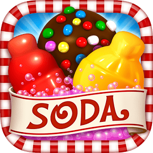 Candy Crush Soda Saga ikon
