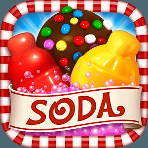 Candy Crush Soda Saga ikon