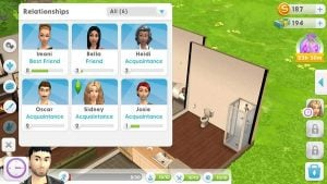 The Sims Mobil iPhone