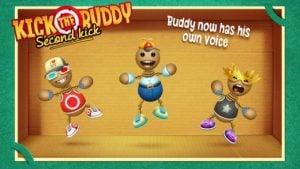 Kick The Buddy iPhone