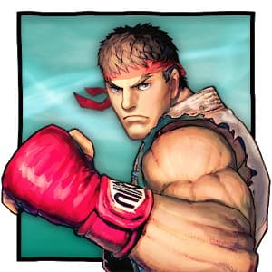 Street Fighter IV Champion Edition Android ikon