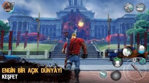 Dead Rivals – Zombie MMO