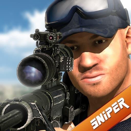 Sniper Ops 3D Shooter ikon