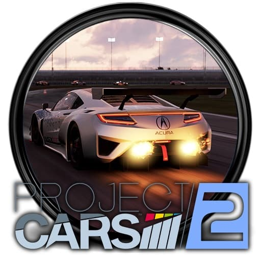 Project Cars 2 ikon