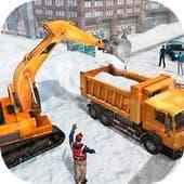 Snow Heavy Excavator Simulator ikon