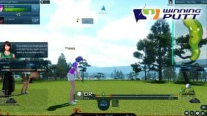 Winning Putt: Golf Online