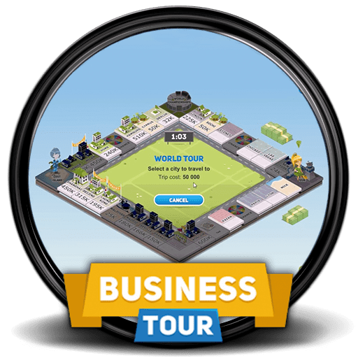 Business Tour ikon