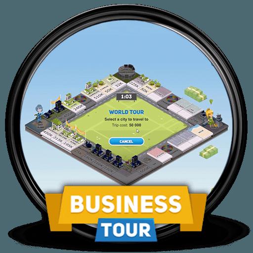 Business Tour ikon