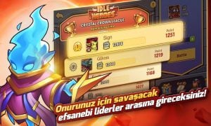 Idle Heroes PC