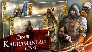 March of Empires Sultan Savaşı