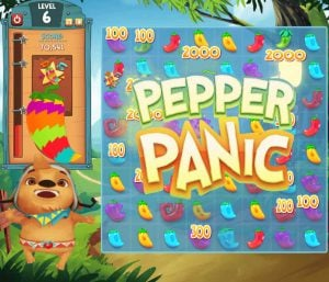 Pepper Panic Saga Online