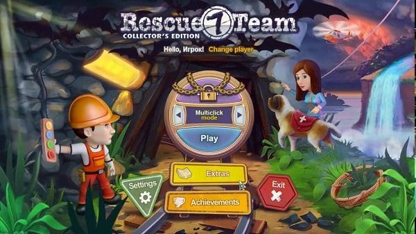 Rescue Team 7 oyunu