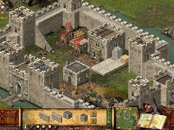 Stronghold Crusader oyunu