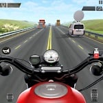 Moto Rider GO Highway Traffic ikon