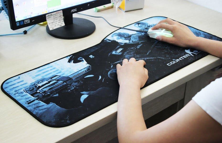 Oyunculara Özel XL Gaming Mouse Pad