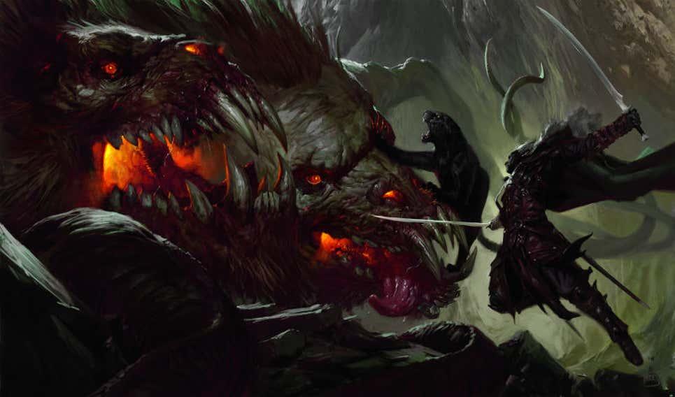 Dungeons and Dragons sınıf seçme