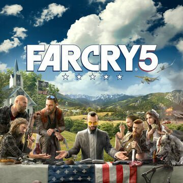 Far Cry 5 ikon