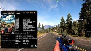 Far Cry 5 Trainer